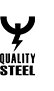 Quality Steel Records Logo